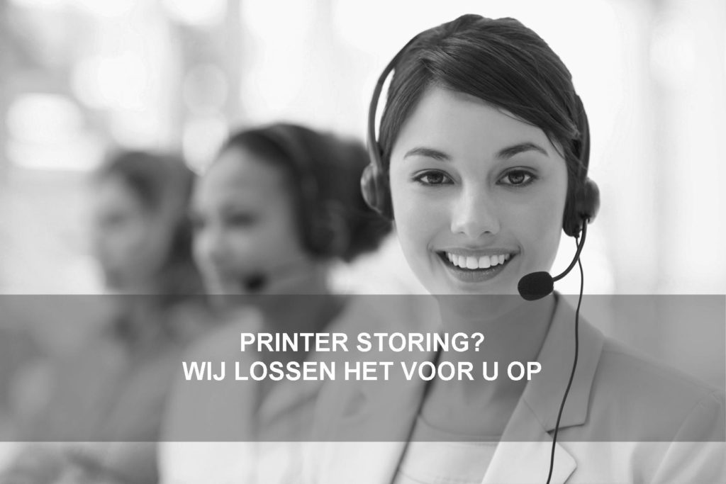 printer storing